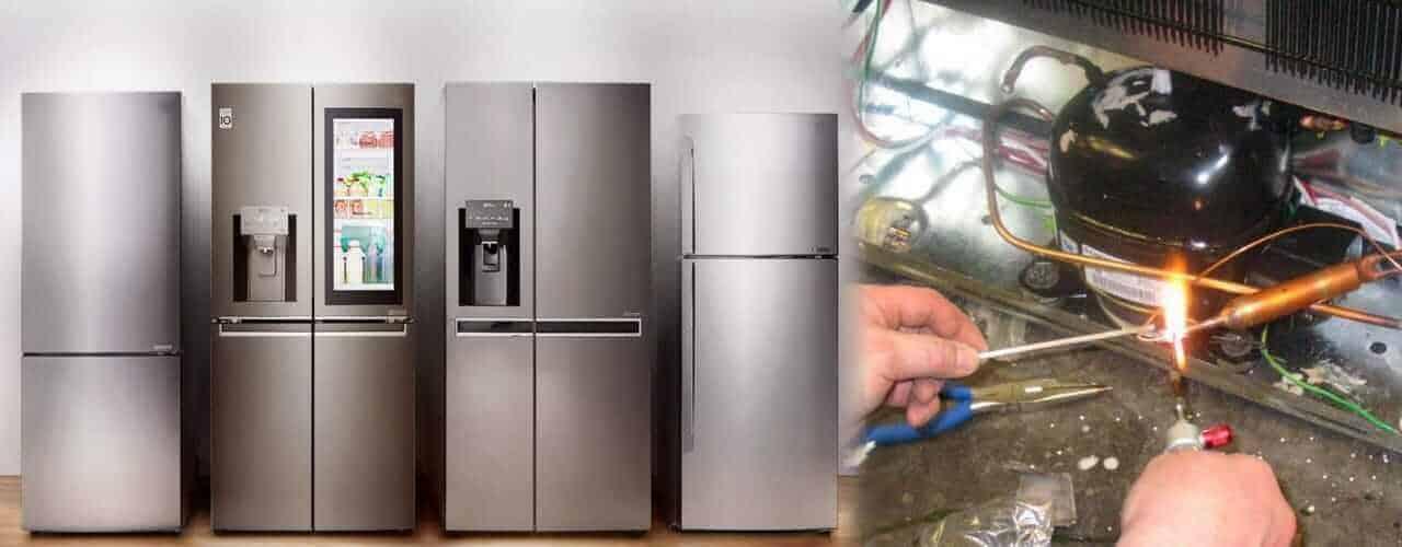 LG fridge repair dubai